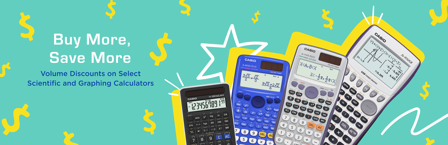 Calculator Discounts