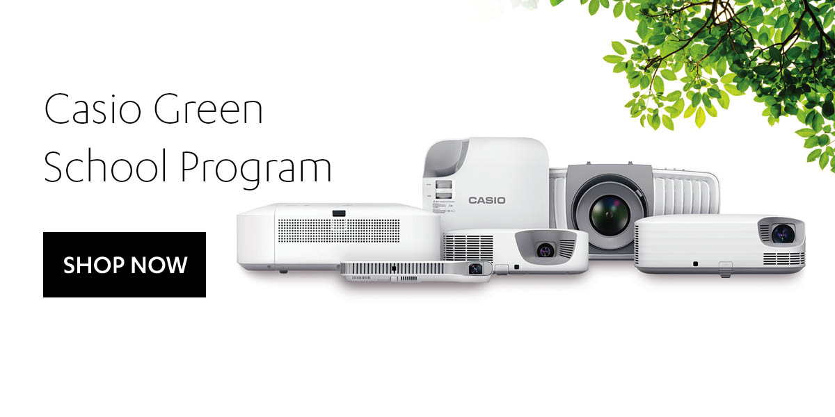 Casio Green School Program