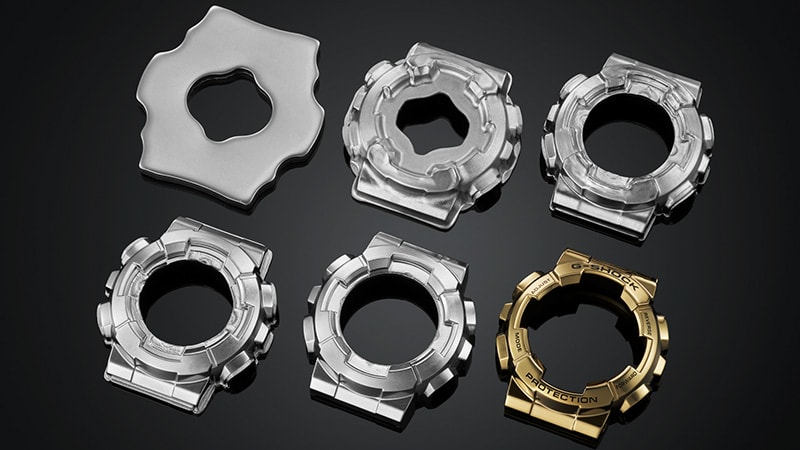 Forged and Molded Bezel